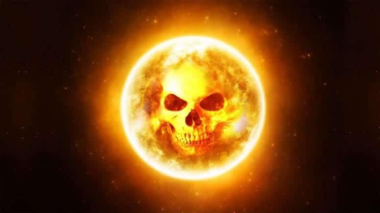 Смерть Солнца может означать новую жизнь во внешней солнечной системе