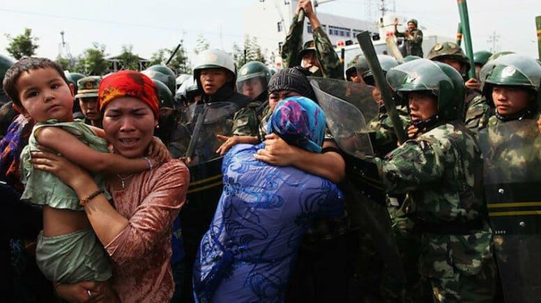 Китай стерилизует уйгурских женщин. Принудительная стерилизация. Расследование геноцида.