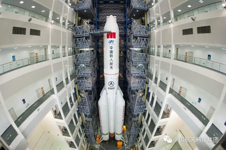 Частная китайская компания хочет искать внеземные ресурсы