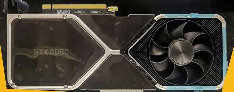 Nvidia представляет новую серию GeForce RTX 3000 с потрясающей производительностью.