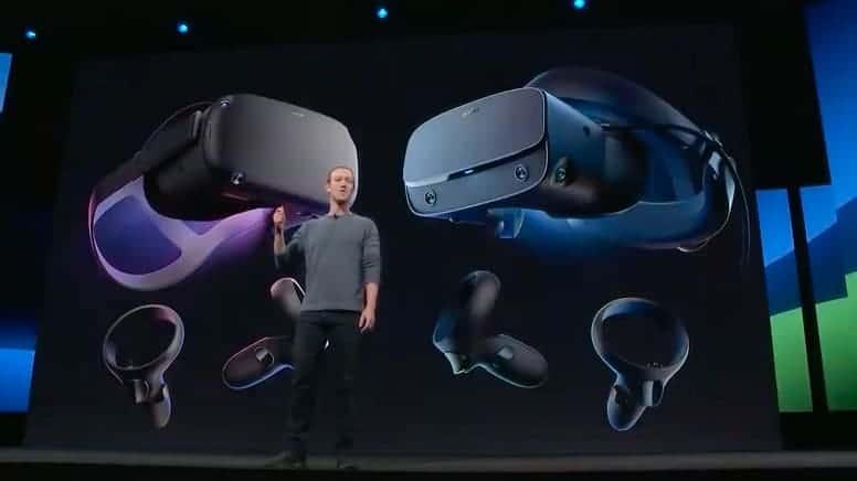 VR собирает данные