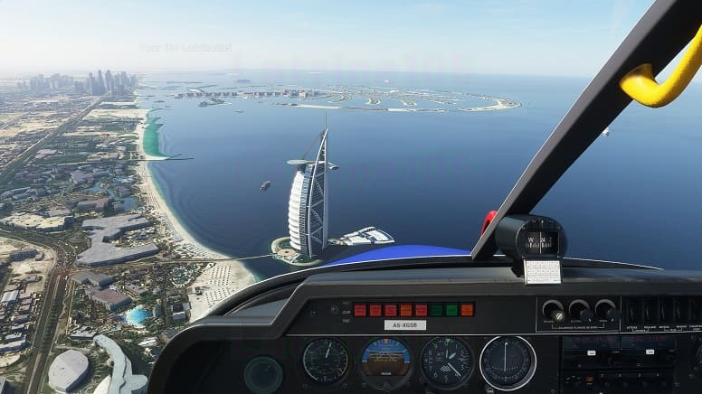 Microsoft Flight Simulator. Дорога в небо открыта каждому