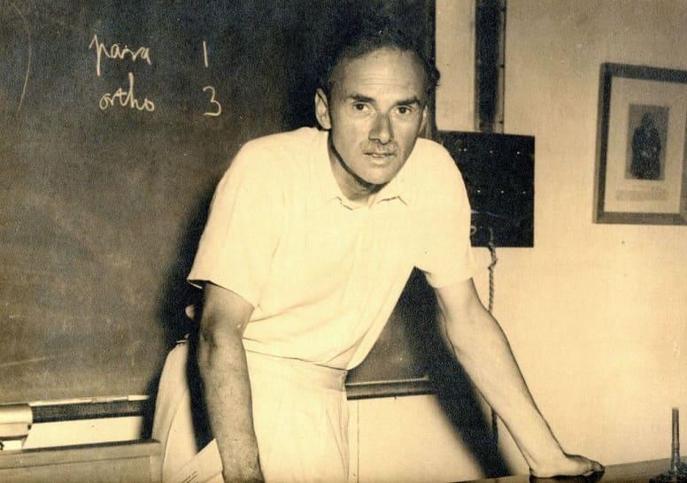 Физик Поль Дирак