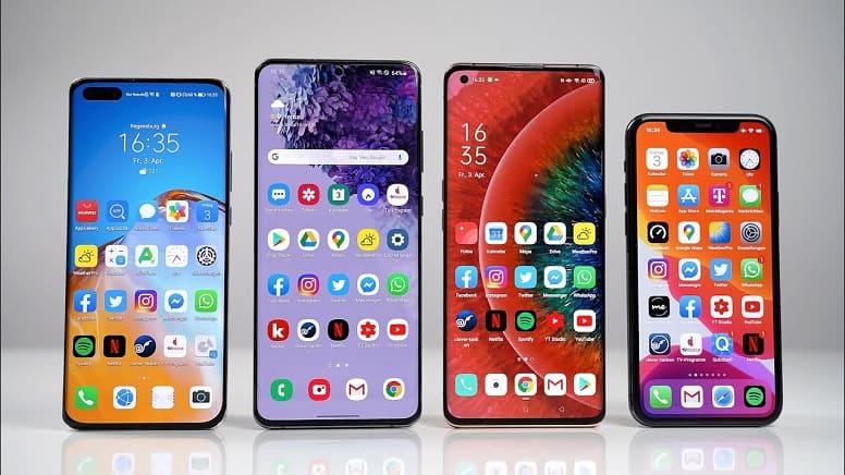 Смартфоны с лучшим экраном. Дисплеи, которые впечатляют качеством изображения.