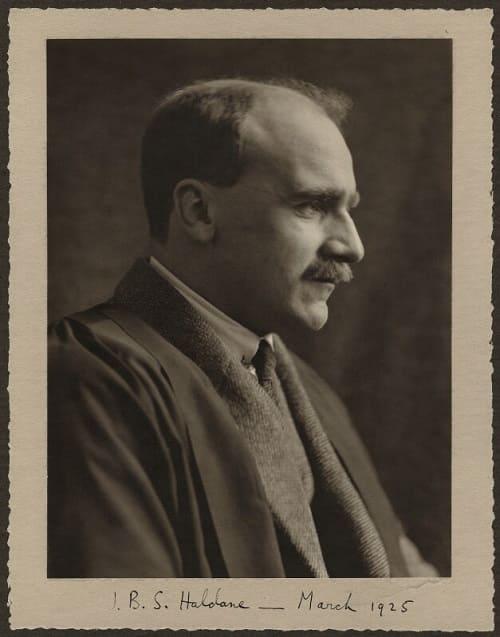 Джон Бердон Холдейн биолог