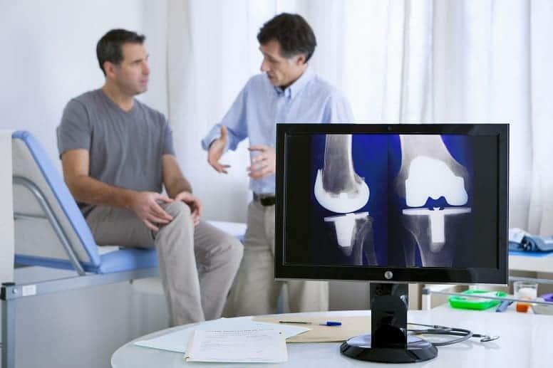 Искусственный интеллект диагностирует дегенерацию суставов за годы до появления симптомов