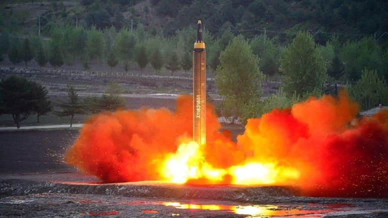 Ракета Hwasong-10