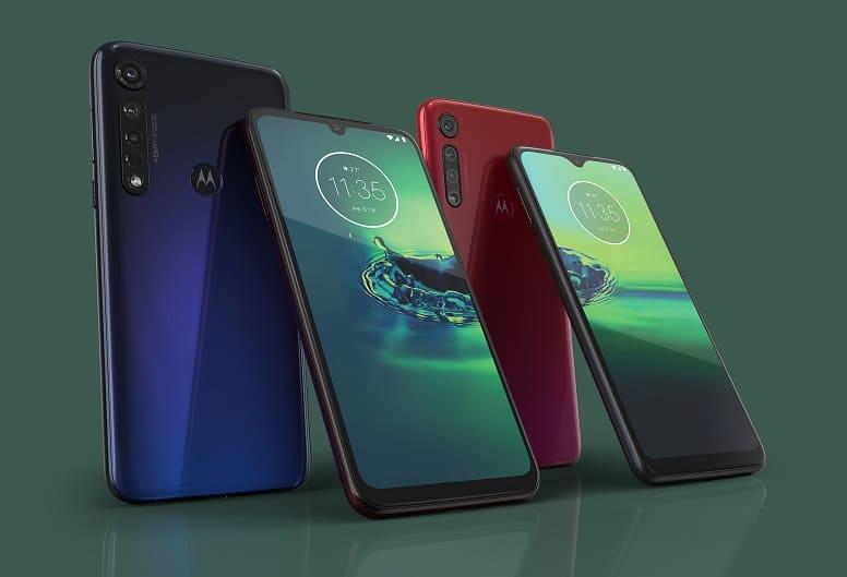 Motorola Moto G8 4/64 ГБ