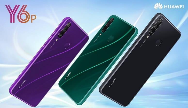 Huawei Y6p 3/64 ГБ