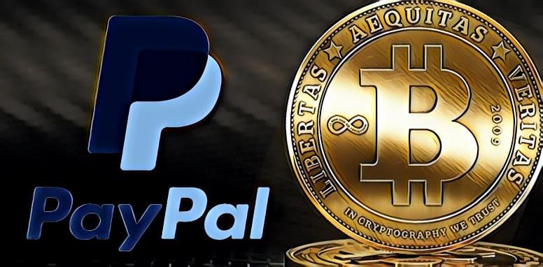 Цена на биткоин стала рекордной после объявления PayPal