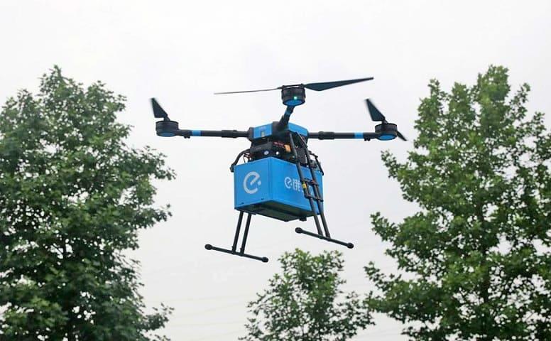 Новые дроны пополнят армию Китая и заменят 120 солдат