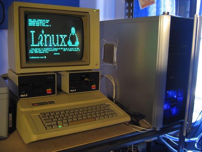 Легкий Linux на старый, слабый компьютер