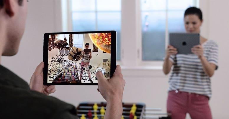 Технология AR в смартфонах и планшетах - как она работает и какие приложения ее используют?