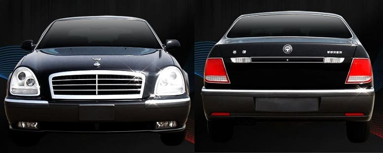 Junma Luxury Car