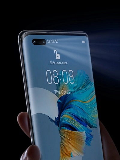 Huawei Mate 40 Pro дисплей