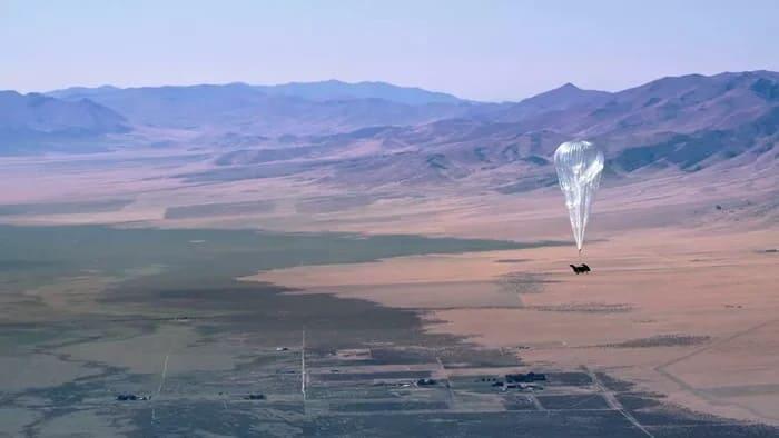 Аэростат Google совершил рекордный полет в стратосфере. Проект Loon с растущим потенциалом