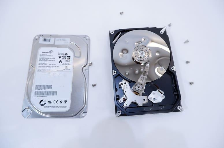 акустическая атака на жесткий диск
