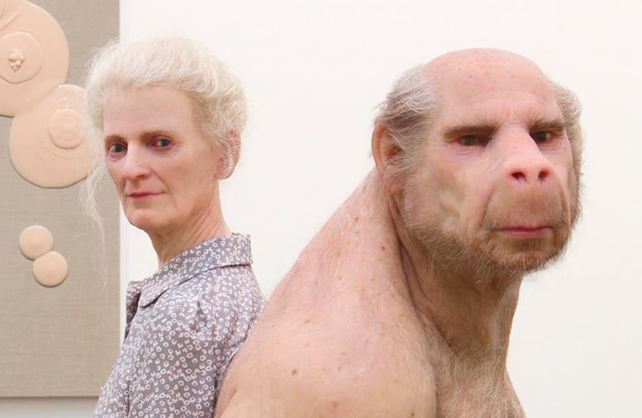 Ученые создали гибрид человека и обезьяны.