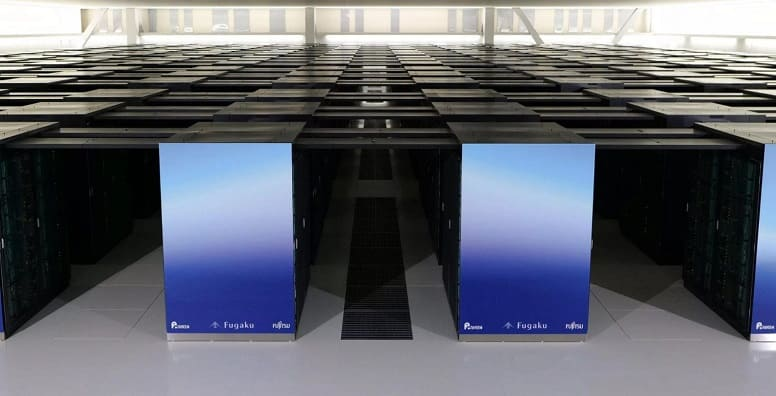 суперкомпьютер Fugaku