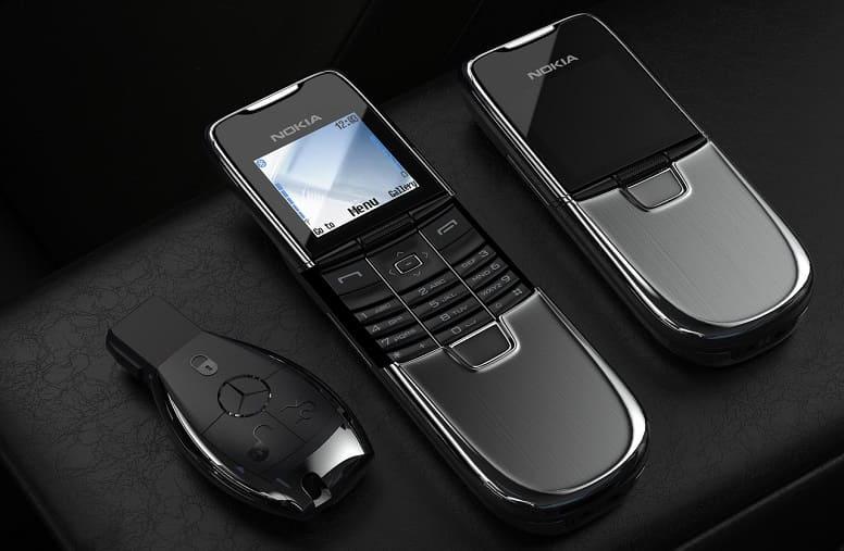 Классические телефоны Nokia 8000 и Nokia 6300 возвращаются