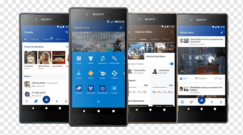 Мобильное приложение PlayStation позволяет удаленно управлять консолью