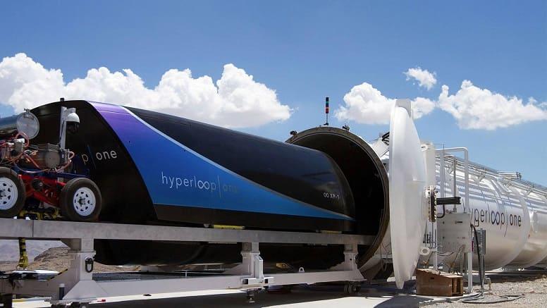 Илон Маск показал главную станцию транспортной системы Loop под Лас-Вегасом.