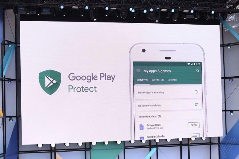 Безопасность Android: Google Play Protect не защищает Android-устройства.