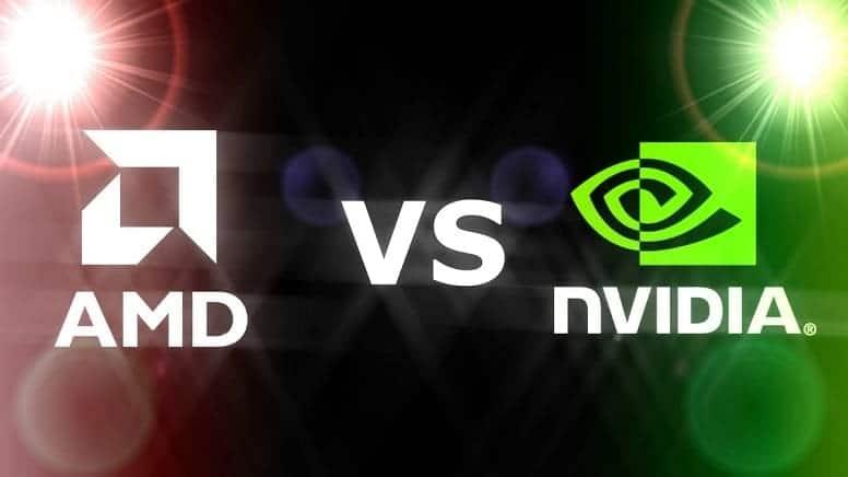 """""""Зеленые"""" и """"Красные"""" – конкуренция между компаниями AMD и Nvidia приобретает цвета!"""