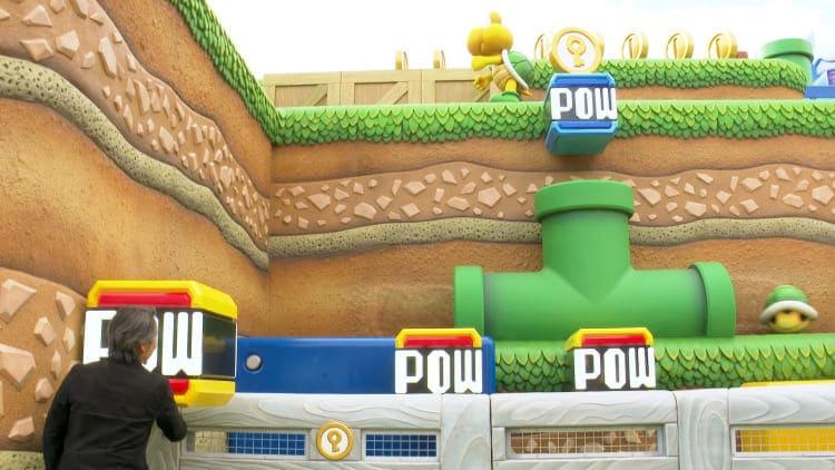 Удивительный мир Nintendo