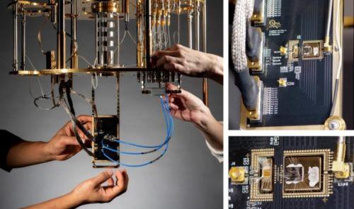 Прорыв в квантовых компьютерах. Новый чип Microsoft может контролировать тысячи кубитов.