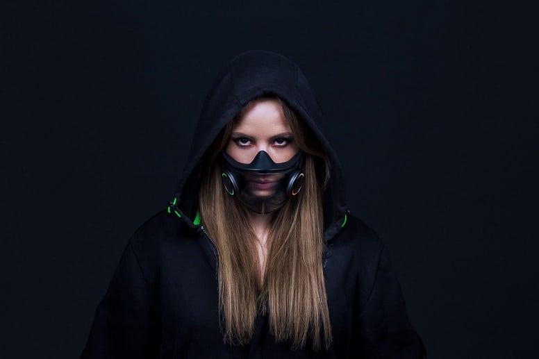 Умная маска с RGB