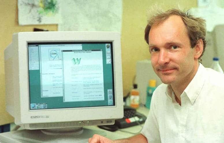 Отец глобальной сети создает интернет 2.0. Он будет таким, каким должен быть с самого начала.