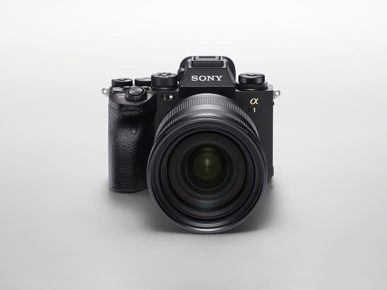 Sony представляет Alpha 1, самый мощный фотоаппарат в истории.