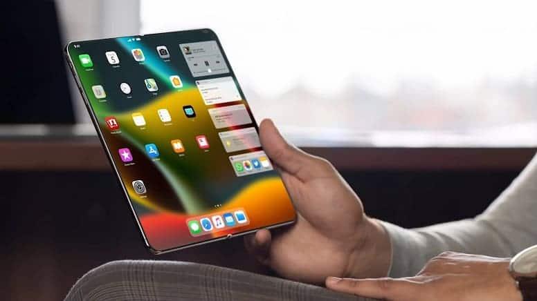 Apple начала разработку смартфона iPhone со складным экраном.