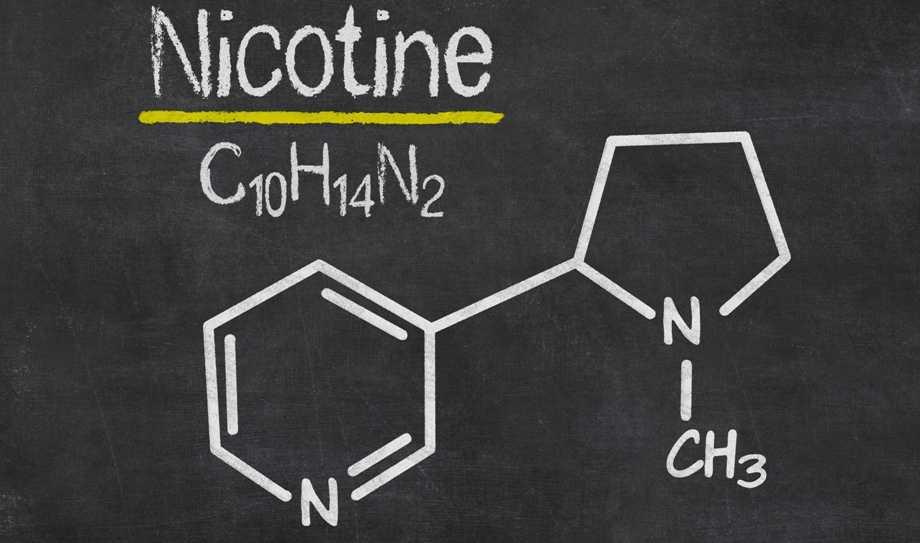 Никотин - сильный яд