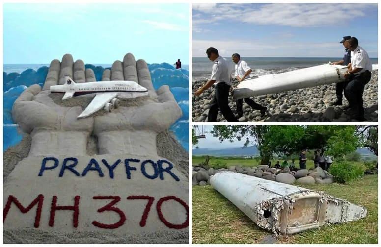 Пропавший без вести Being 777, рейс MH370