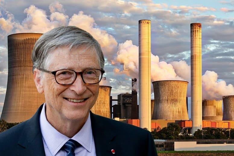 Билл Гейтс хочет построить тысячи новых ядерных реакторов по всему миру