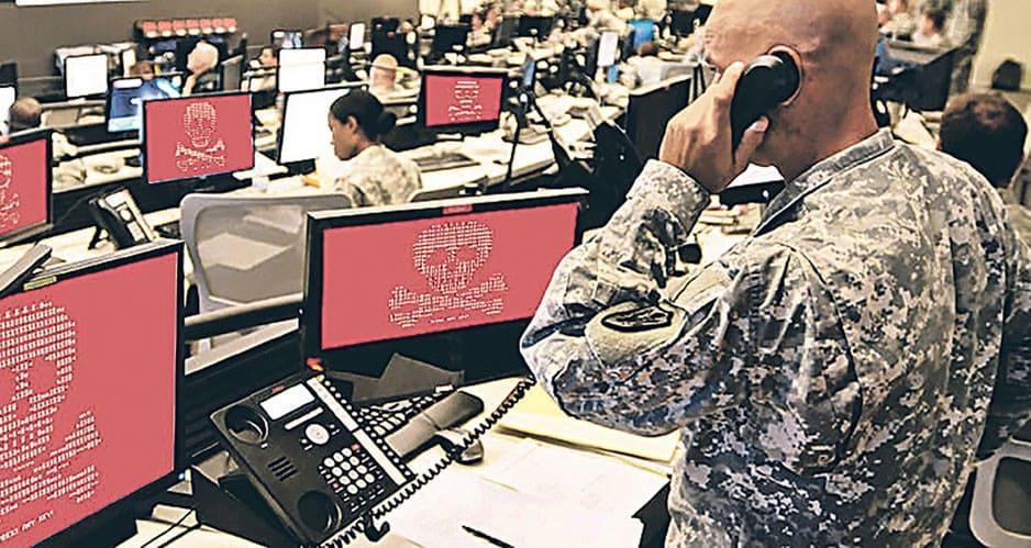 Пентагон: Крупные кибератаки на компании США являются актом войны.