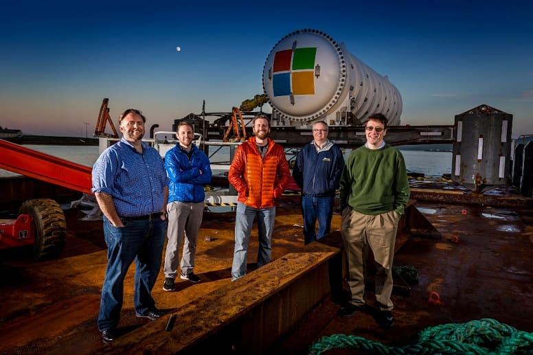 Почему Microsoft хочет построить подводные дата-центры?