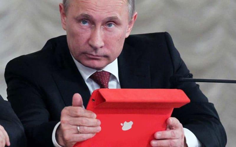 Россия победила. Apple будет устанавливать Bloatware на iPhone.