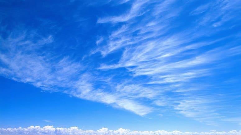 Парадокс голубого неба