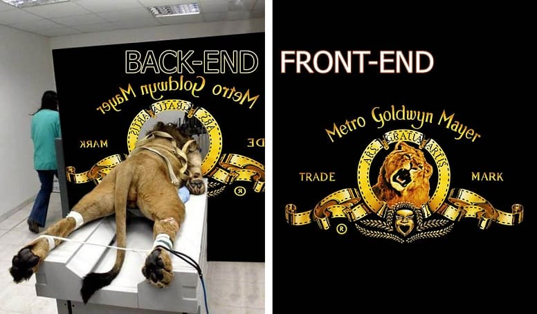 Frontend и Backend