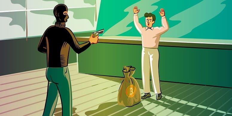 Преступления криптовалютного сектора