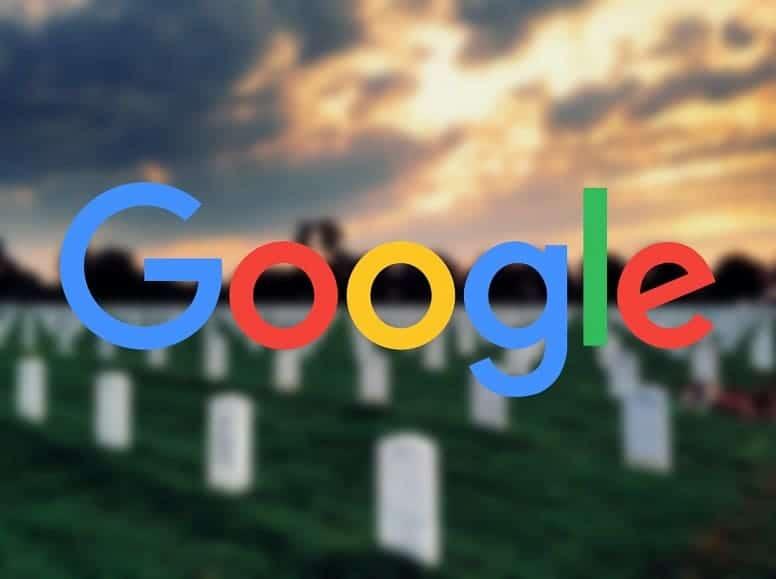 Кладбище Google - крупнейшие провалы технологического гиганта