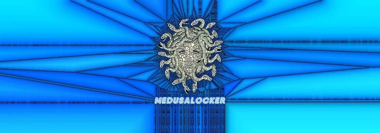 Программа-вымогатель MedusaLocker - описание работы