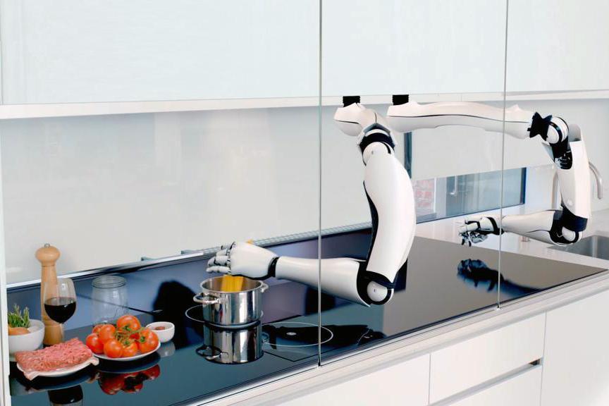 Был создан робот, который будет мыть за нас посуду