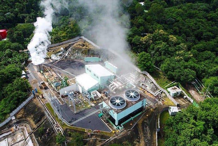 майнинг с помощью геотермальной энергии