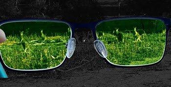 Как превратить обычные очки в приборы ночного видения?