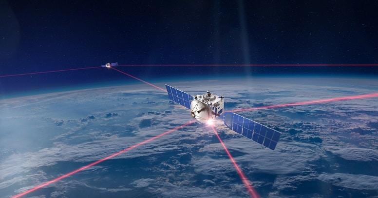США попытаются использовать лазеры для отправки данных из космоса на дроны
