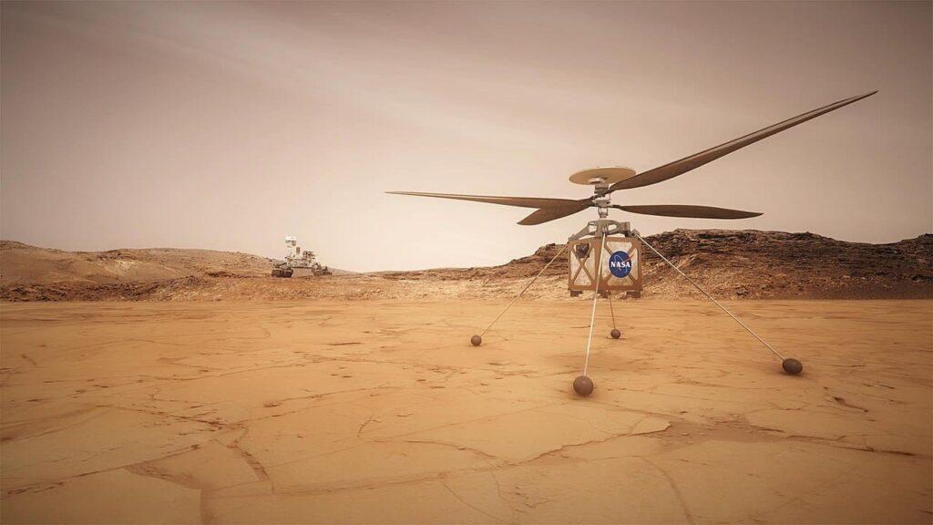 Беспилотный летательный аппарат НАСА благополучно приземлился после самого опасного космического полета в истории